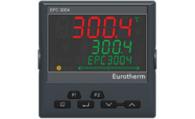 Precision controller with robust cybersecurity stragety from Eurotherm USA.