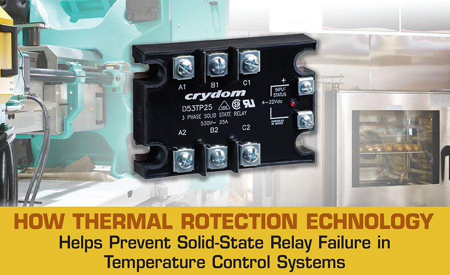 How Thermal Protection Technology Helps Prevent SolidState Relay