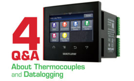 Thermocouples and controllers