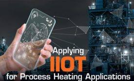 Applying IIoT for Process Heating Applications