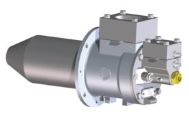 Direct-Fire, Nozzle-Mix Burner Offers Compact Design