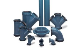 Corrosive Waste Piping System