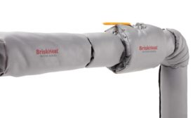 Cloth Insulators Help Improve Thermal Efficiency for Pipes, Tanks and Vessels