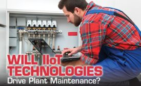 With IIoT sensors, assets become smart, making a repair job more efficient.