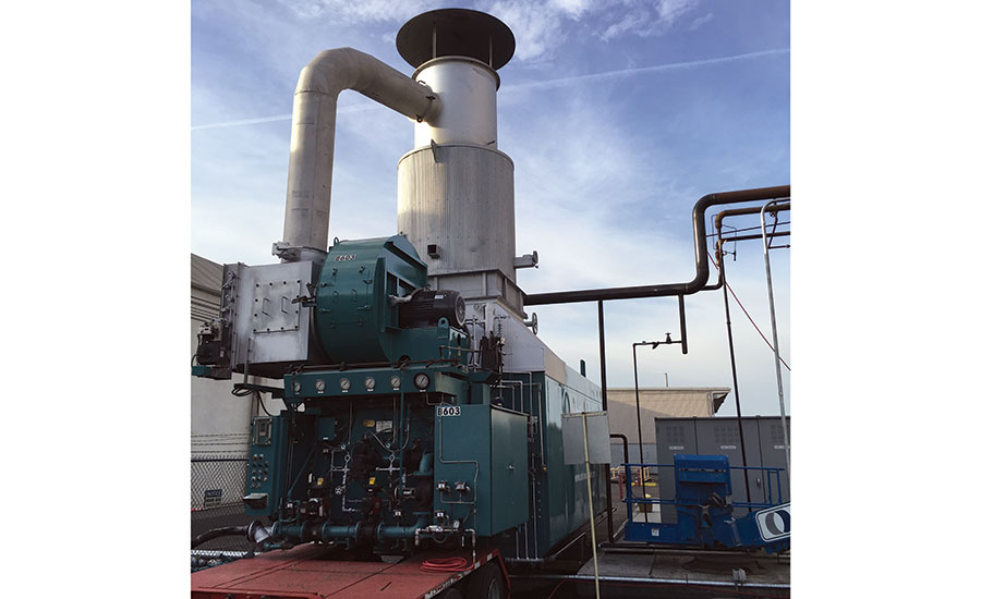 Flue-gas recirculation (FGR)