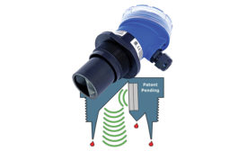 EchoPod Reflective-Ultrasonic level sensors from Flowline.