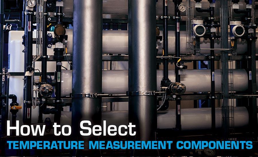 2019 Measurement Instruments Resister Temperature PT100 Temperature Sensor