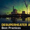 Desuperheater steam application