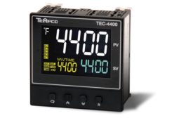Temperature controllers from Tempco Electric Heater Corp.