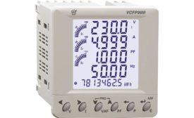 Multifunction meter from March Bellofram, ATC Diversified Electronics.