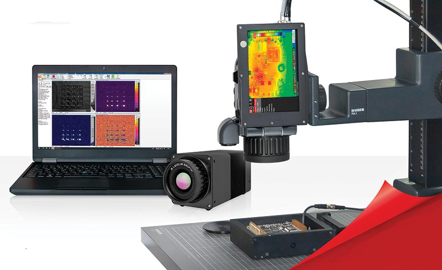 Thermography package from InfraTec Infrared LLC.