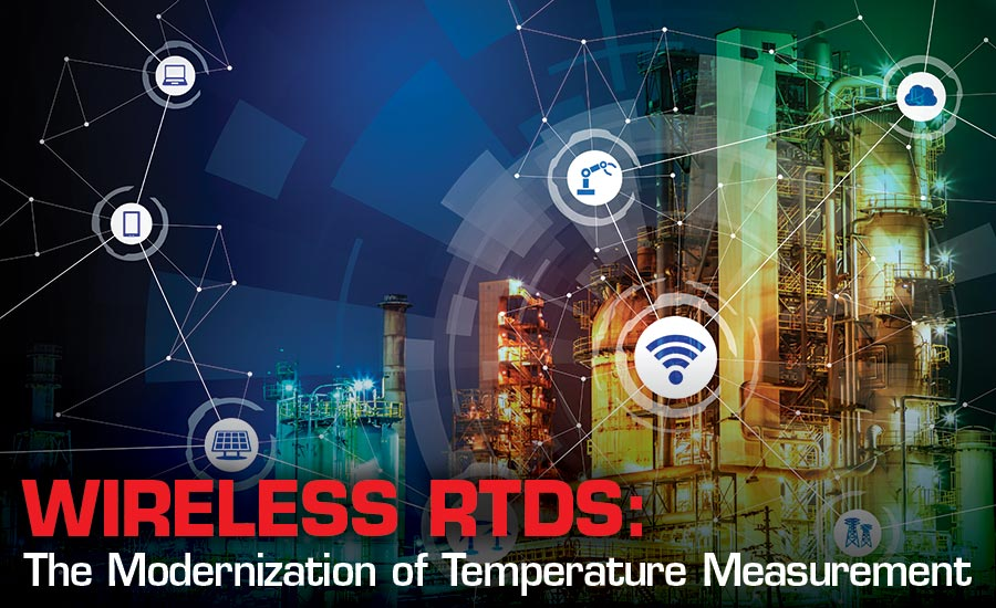 Wireless RTDs