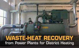 centrifugal heat pump