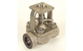 Renewable ball valves from Conval.