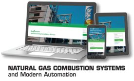 gas combustion systems