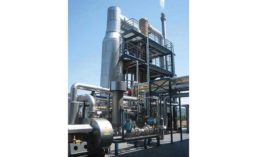direct-fired thermal oxidizer