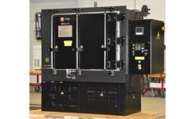 Inert gas cabinet ovens from Thermal Product Solutions (TPS), Blue M.