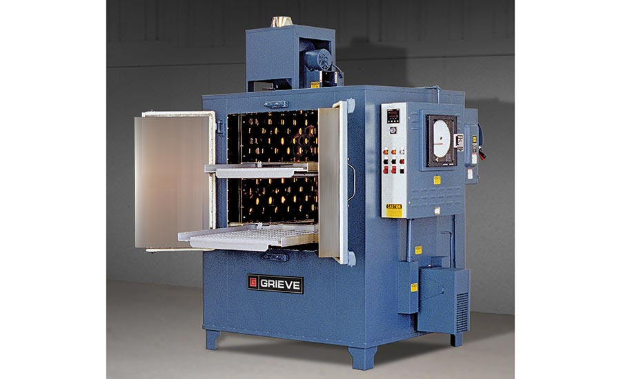 Cabinet oven from Grieve Corp.