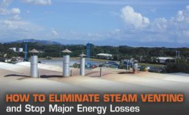 steam venting