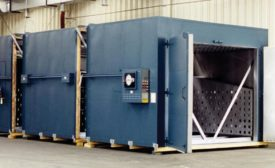 Oven for composite materials from Grieve Corp.