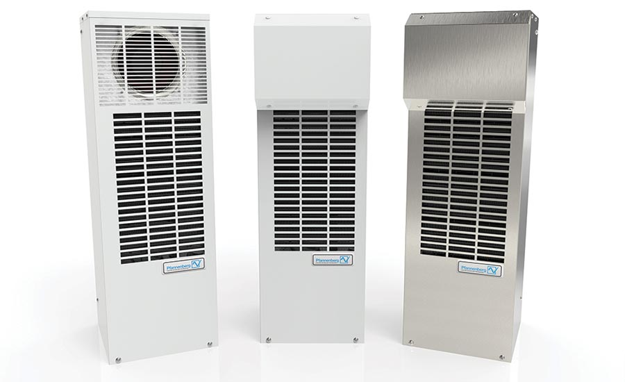 Side-mount cooling units with Pfannenberg Inc.