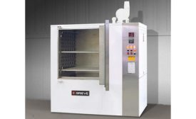 Clean room cabinet oven from Grieve Corp.