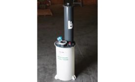 Storage tank emissions abatement solution from Bionomics Industries Inc.