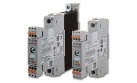 Solid-state relays and contactors from Carlo Gavazzi Inc.