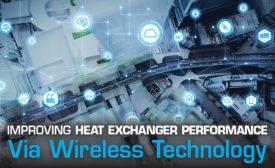 Heat Exchanger Wireless Technology