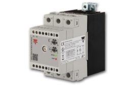 Single-phase, solid-state soft-starters from Carlo Gavazzi Inc.
