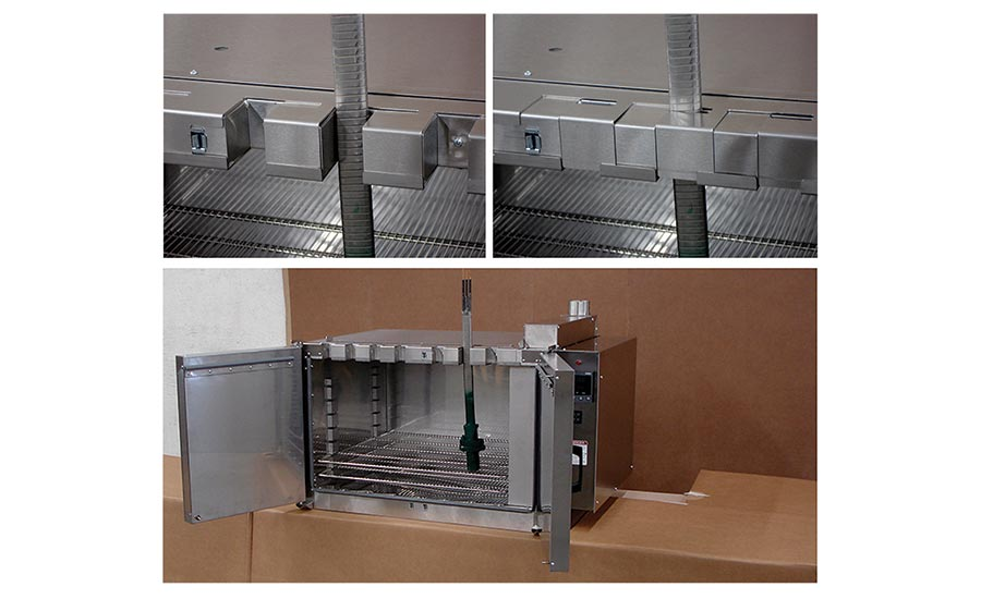 350°F Bench Oven