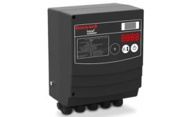 Control for industrial multi-burner applications from Honeywell Thermal Solutions.