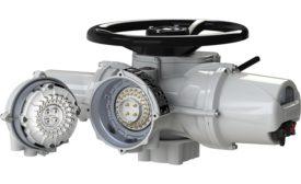 Intelligent electric valve actuators from Rotork.