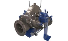 Steam turbine for mechanical-drive applications from Howden.