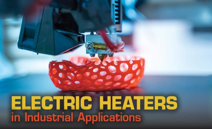 Electric Heaters In Industrial Applications 2019 10 14 Process Heating