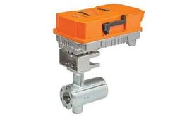 Ball valve assemblies from Belimo Americas.