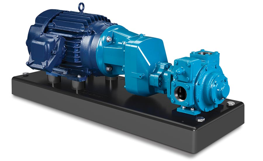 Reduced-Speed, Positive-Displacement Pumps