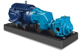 Reduced-speed, positive-displacement pumps from Blackmer, PSG Group.