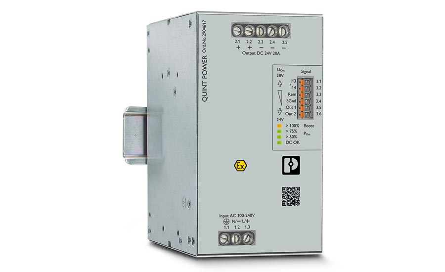 Power Supply for Applications up to SIL 3