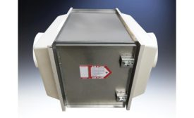 HEPA filter packs from Hemco Corp.