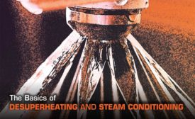 desuperheating and steam conditioning