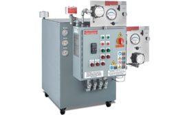 Circulating liquid temperature control systems from Mokon.