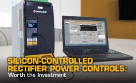 SCR power controls