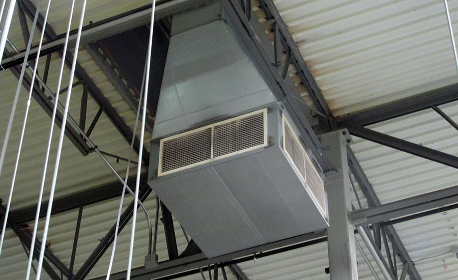 HVAC equipment