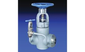 Severe-service gate valves from Conval Inc.