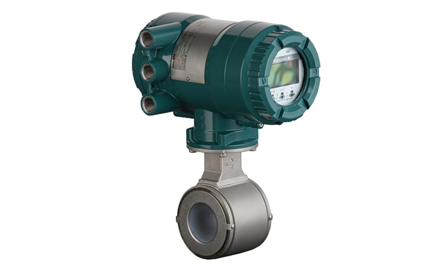 Dual-frequency flow meters from Yokogawa Corp. of America.