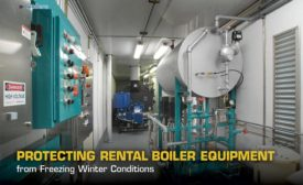 Boiler freeze protection