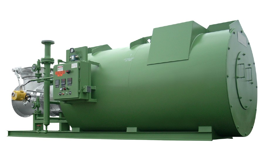 thermal fluid heater