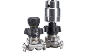 Fractional-size valves for low-flow bioprocess applications from ITT Engineered Valves.