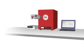 Large-aperture blackbody calibration source from Process Sensors Corp.